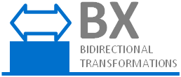 BX logo
